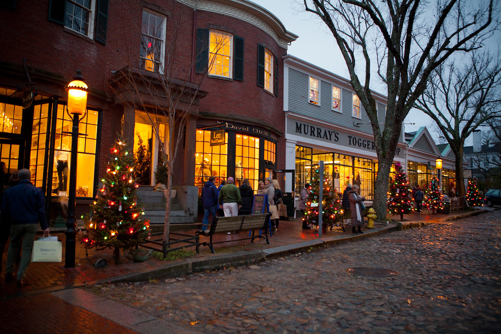 Christmas Shops In Massachusetts