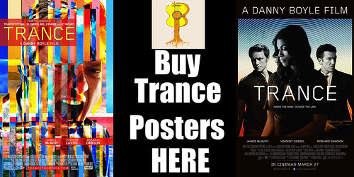 Buy Trance Movie Posters Danny Boyle Collection For Sale ...