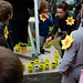 """Zadar school marks the arrival of spring with """"solar sunflower"""""""
