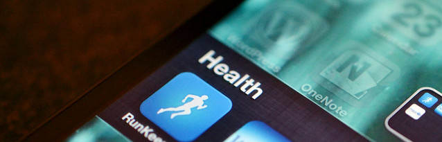 Runkeeper and health on iPhone