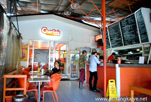 CHARLIE's Grind and GRILL_San Antonio Pasig