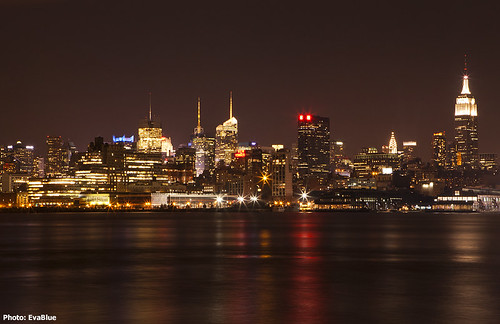new york at night | by Eva Blue
