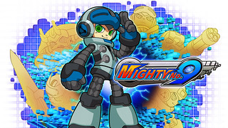 Mighty No 9 Logo | by gamequestpg