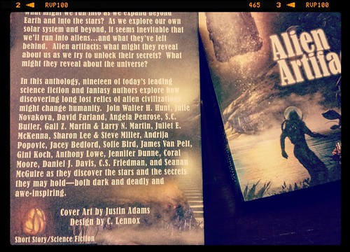 alien artifacts cover