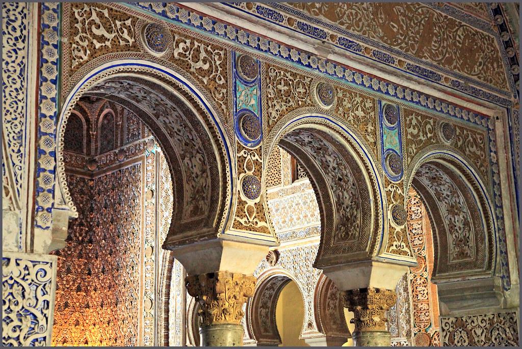 Image result for Alcázar de Sevilla, Andalucía