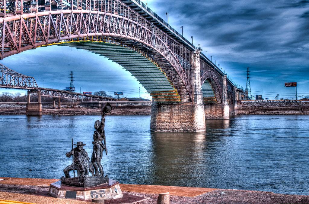 03 >> Eads Bridge | HDR | Ted Engler | Flickr