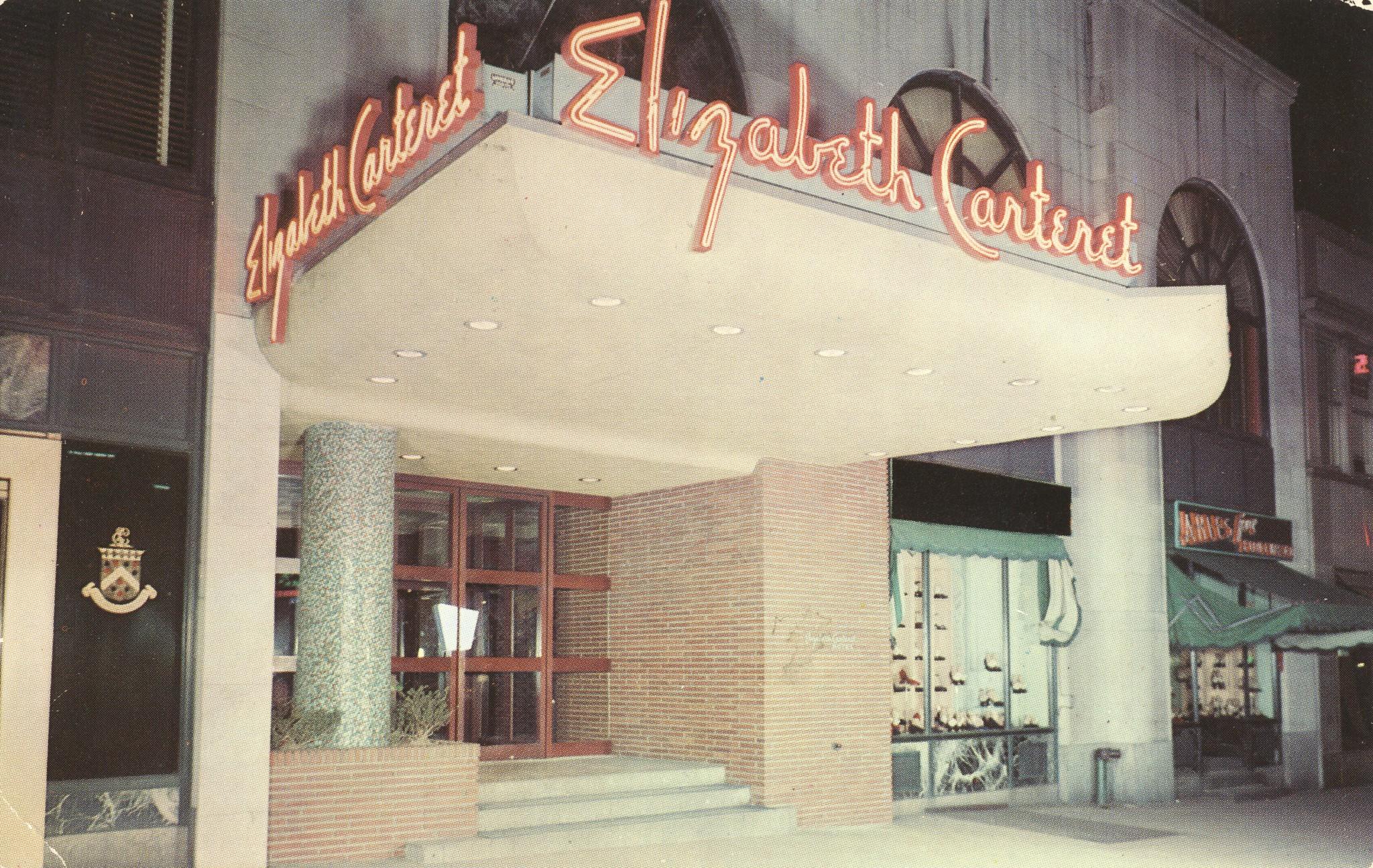 Elizabeth Carteret Hotel - Elizabeth, New Jersey