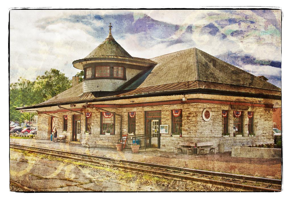 Kirkwood mo amtrak station while visiting some friends for Kirkwood login