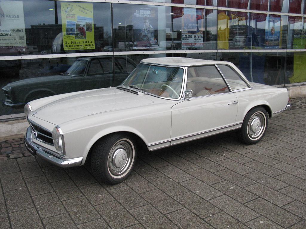 Mercedes Sl Pagoda Cars For Sale