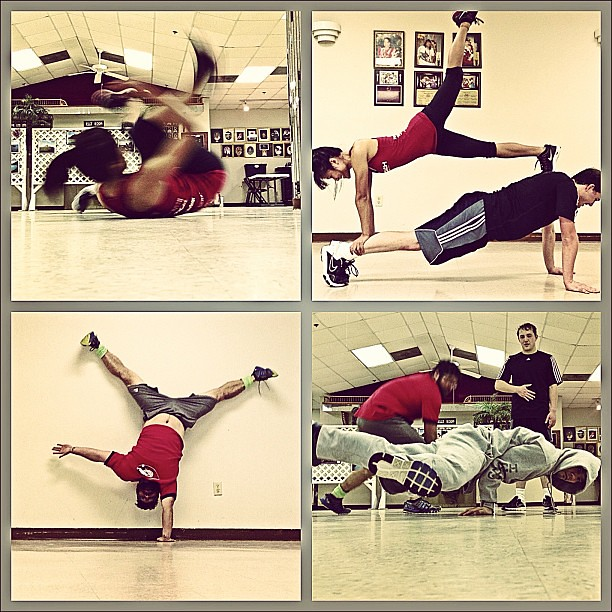 Bboy Handstand Freezes Backspin Bboy Freeze