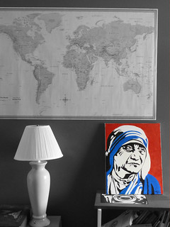 Mother Teresa | by mrsdkrebs