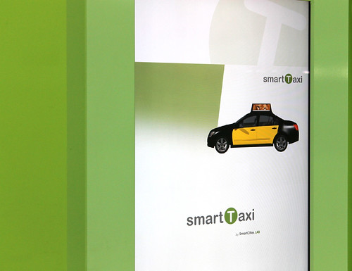 SmartTaxi05 | by ADmira Digital Signage