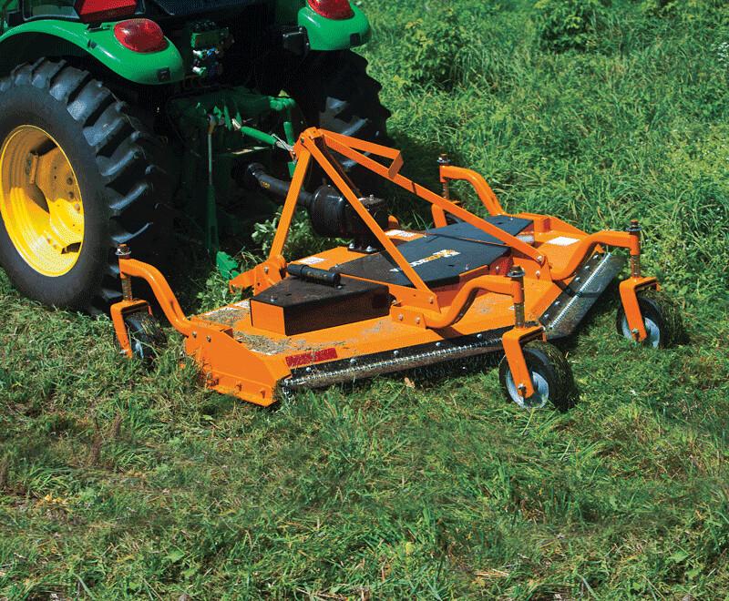 Woods Finish Mower : Finish mower rd woods heavy duty