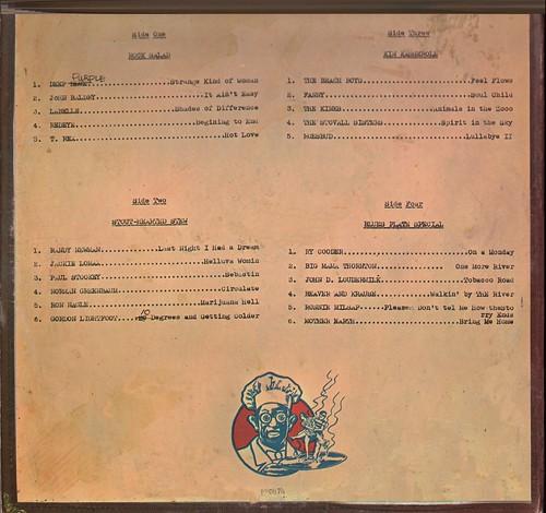 Various Warner/Reprise In-Store Sampler