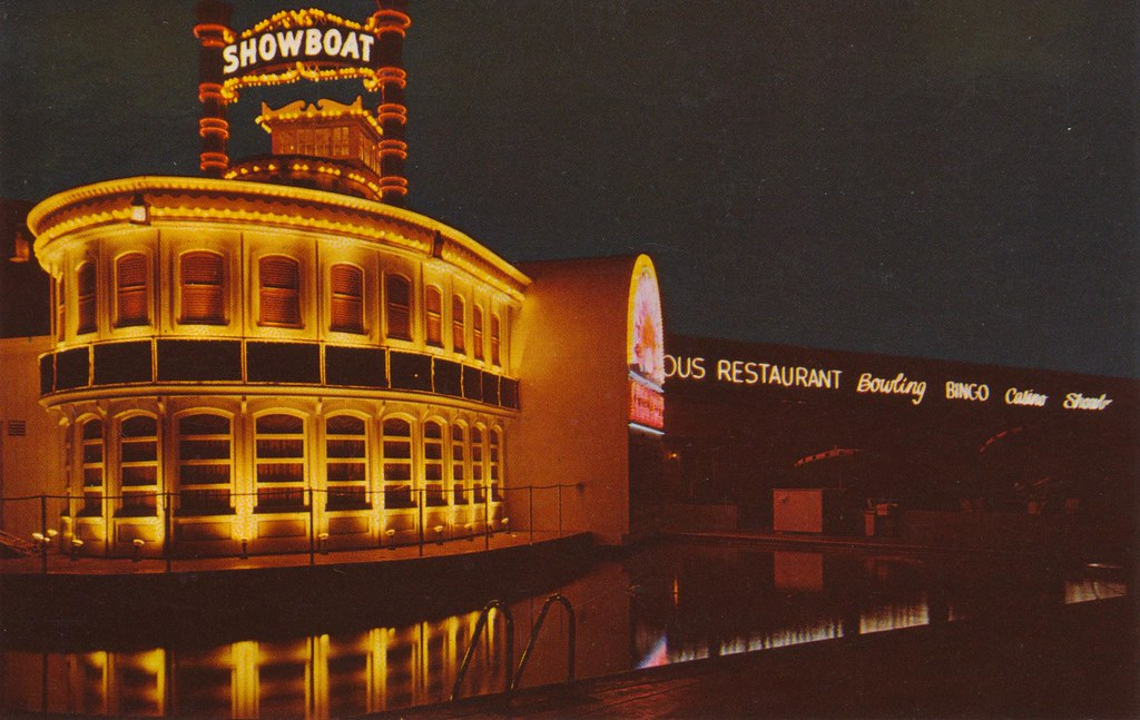 The Showboat Hotel - Las Vegas, Nevada
