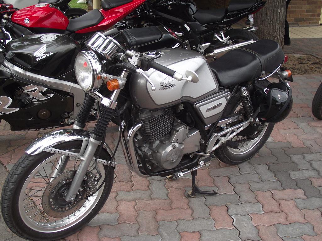 Honda All Byke