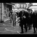 Elders in the streets