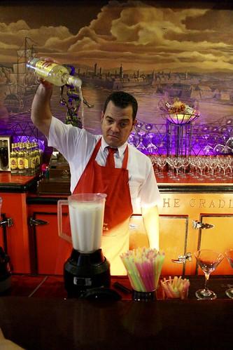 El barman del Floridita