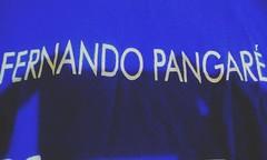 I, Fernando Pangaré. #CorridaSantaCecília: t-shirt.