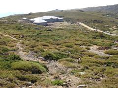 Sur le sentier de la Pierre : arrivée à Bucchinera