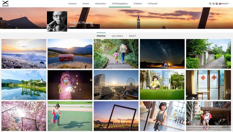 FUJIFILM X-Photographers TAIWAN