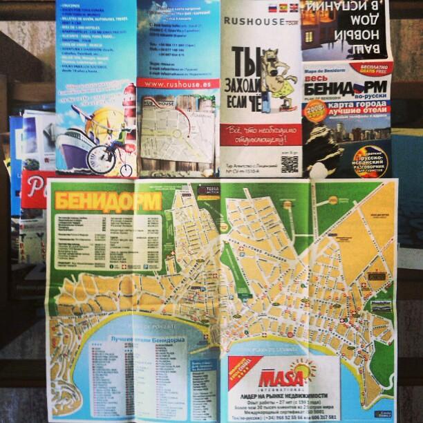 benidorm karta Benidorm Karta garadá   Manuel Pulido Mendoza   Flickr benidorm karta