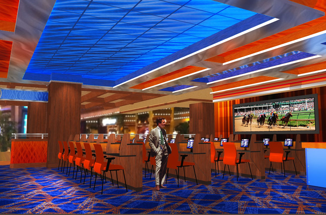... Sports Bar Design | Bar Design | Lounge Design | William Hill  Sportsbook Design | Interior