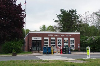 Beacon Falls, CT post office | by PMCC Post Office Photos