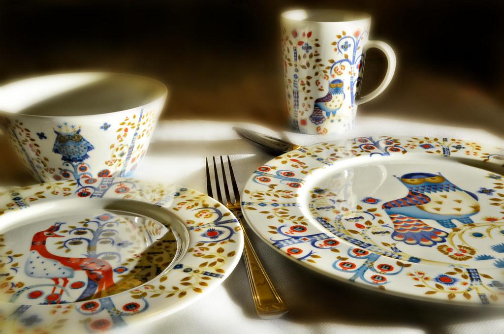 ... iittala Taika .....magic | by PentlandPirate of the North & iittala Taika .....magic | Fine Finnish dinnerware www.iitta\u2026 | Flickr