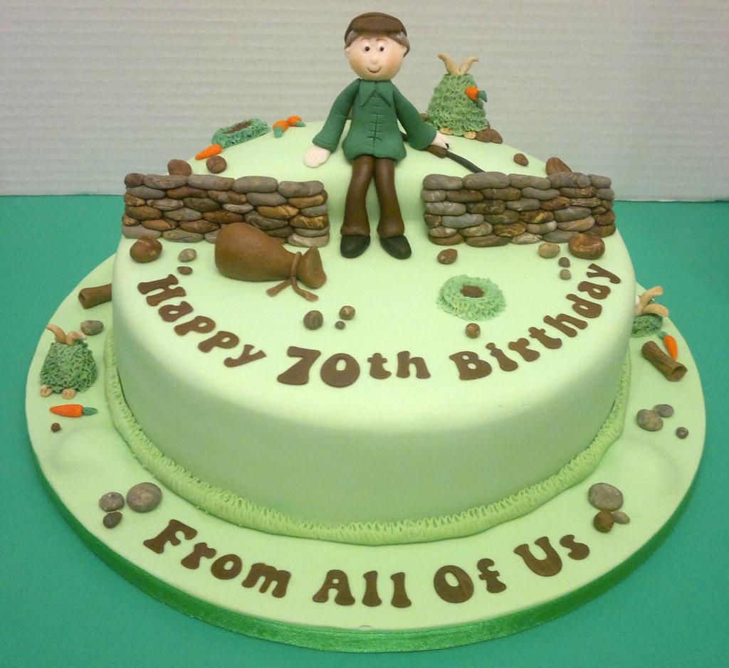 70th birthday cake ideas for men 107628 70th birthday cake for 70th birthday cake decoration ideas
