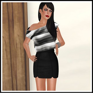 LOTD - In Shades of Grey | by Catty Loon