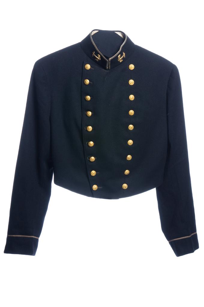 united states navy uniform coat  c  1862