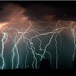 Lightning field - Walter De Maria