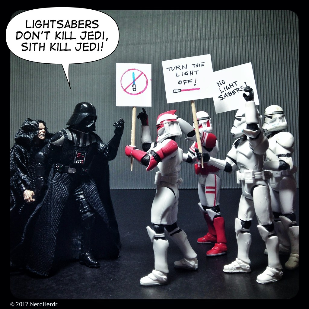stormtroopers order 66 - photo #3