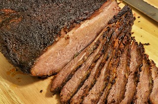 Mmm... smoked brisket | by jeffreyw