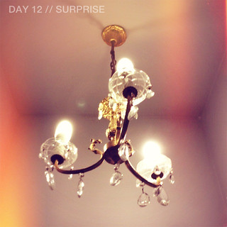Day 12 // Surprise | by 74 Lime Lane