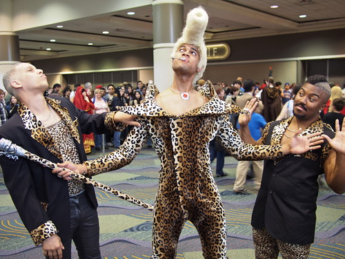 ruby rhod costume how to make