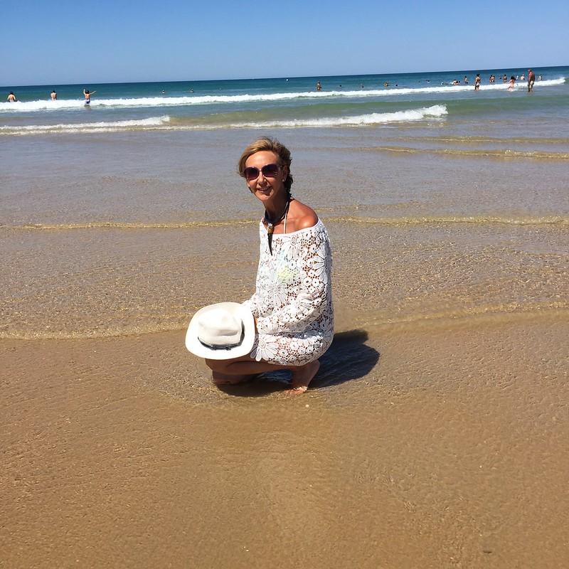 Crochet para la playa