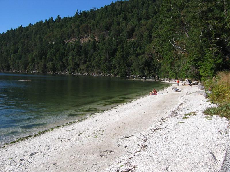 Galiano Island, 20 Aug 2005