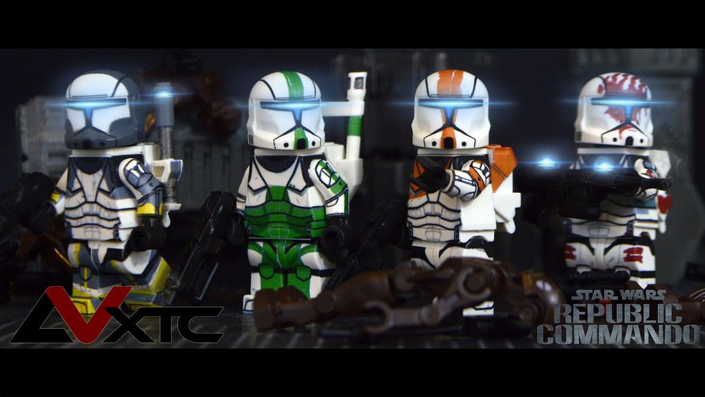 Republic Commando Delta Squad In Light Of The Release