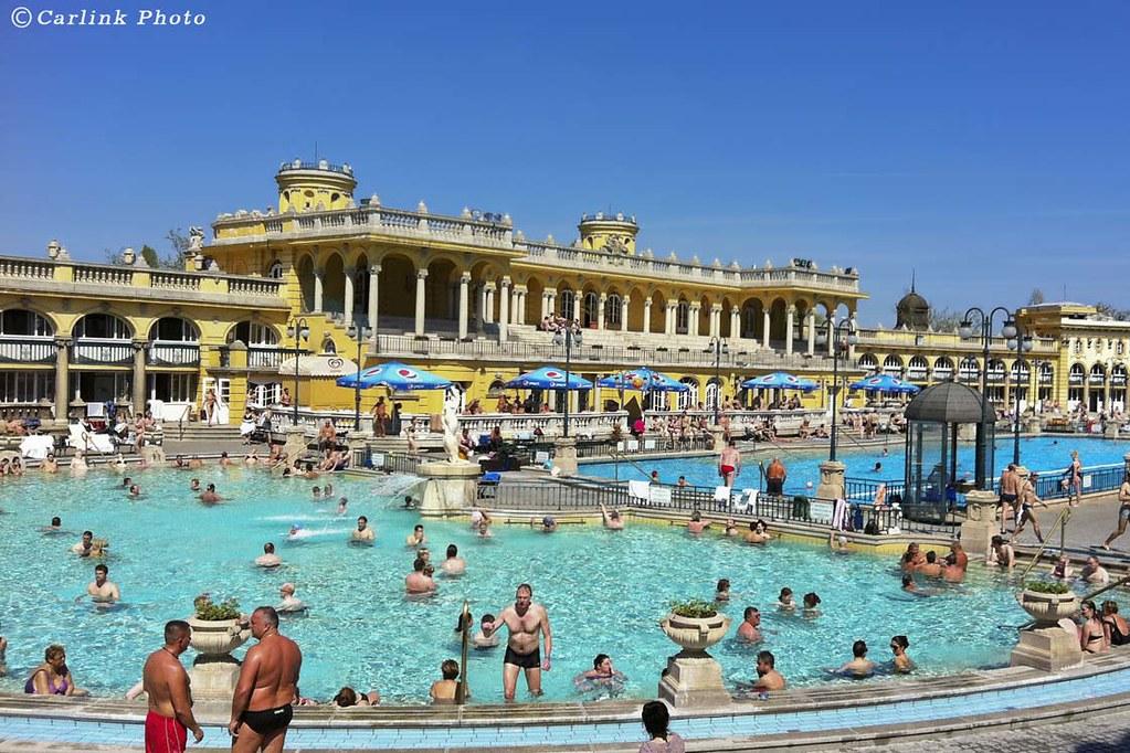 Budapest ba os sz chenyi el balneario sz chenyi es uno d flickr - Banos budapest ...