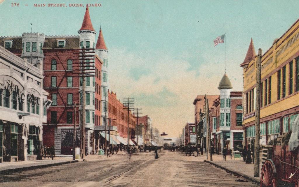 Main Street - Boise, Idaho