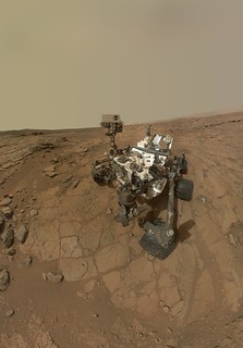 Curiosity Rover's Self Portrait at 'John Klein' Drilling Site | by NASA Goddard Photo and Video