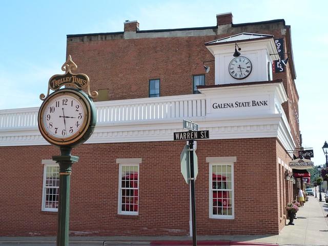 Edificio del Banco de Galena (Ilinois, Estados Unidos)