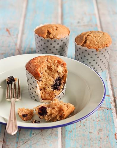 Blueberry White Chocolate Coffee Cake