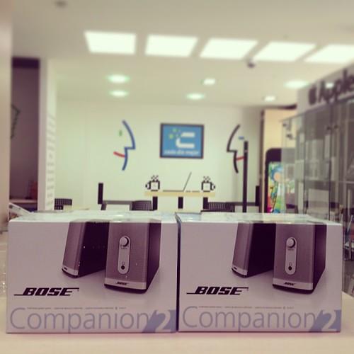 Bose companion 2 sistema de altavoces multimedia la cali for Sofas de calidad a buen precio