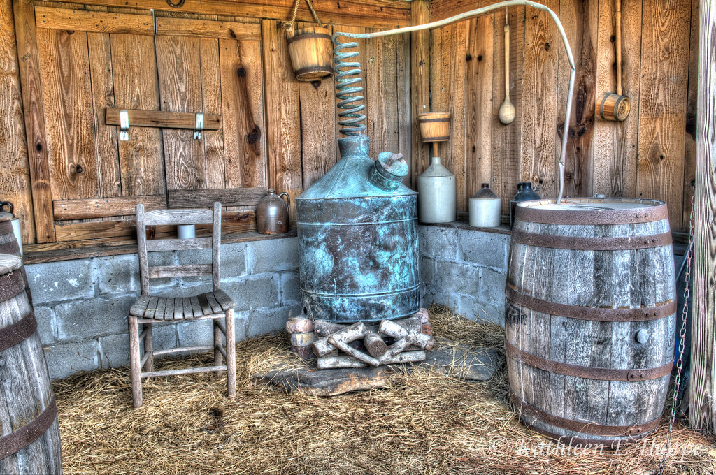 Moonshine Still | Thank you all for visiting and for your ...