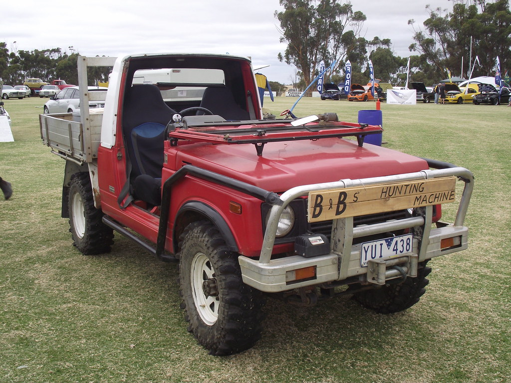 Suzuki Jimny Ute For Sale