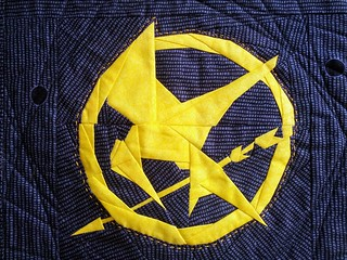 Mockingjay pin | by mihertz