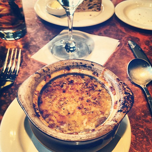 French Onion Soup The Kitchen